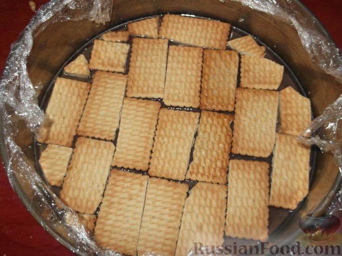 Рецепт приготовления тортов без выпекания