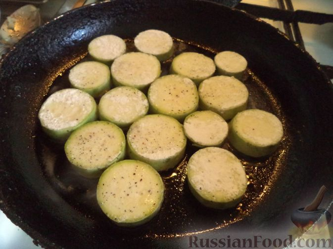 Как вкусно пожарить кабачки на сковороде - Знаю ответ