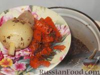Фото приготовления рецепта: Суп-пюре из шампиньонов - шаг №10
