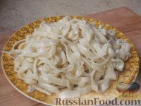 Фото приготовления рецепта: Тесто для лагмана - шаг №9