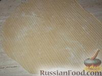 Фото приготовления рецепта: Тесто для лагмана - шаг №6