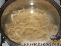 Фото приготовления рецепта: Тесто для лагмана - шаг №7