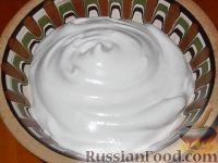 Фото к рецепту: Крем белковый заварной