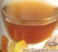 Фото к рецепту: Яблочно-цитрусовый компот