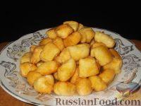Фото к рецепту: Чак-чак башкирский