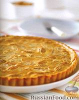 Фото к рецепту: Пирог с орехами