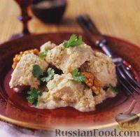 Фото к рецепту: Сациви из курицы