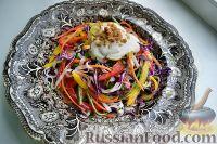 Фото к рецепту: Салат из сезонных овощей