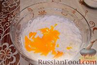 """Фото приготовления рецепта: Печенье """"Савоярди"""" - шаг №2"""