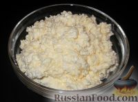 Фото к рецепту: Начинки для пирожков из творога