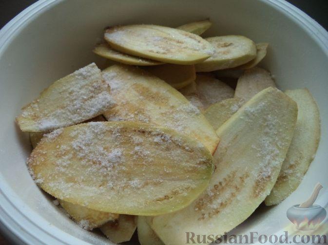 Как жарить баклажаны рецепт