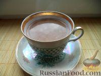 Фото к рецепту: Какао с молоком