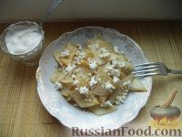 Фото к рецепту: Украинские галушки