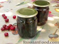 Фото к рецепту: Варенье из вишни без косточек
