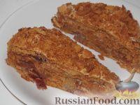Фото к рецепту: Торт «Рыжик»