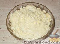 Фото к рецепту: Крем заварной для «Наполеона»