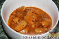 Фото к рецепту: Фасоль с квашеной капустой