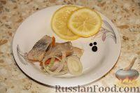 Фото к рецепту: Селедка по-галицийски