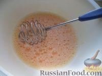 Фото приготовления рецепта: Простой рецепт блинов - шаг №3
