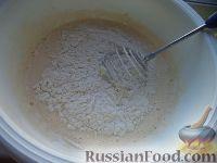Фото приготовления рецепта: Простой рецепт блинов - шаг №8