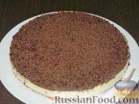 Фото к рецепту: Торт «Птичье молоко» (способ 1)