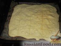 Фото приготовления рецепта: Пирожное на скорую руку к чаю или кофе - шаг №7