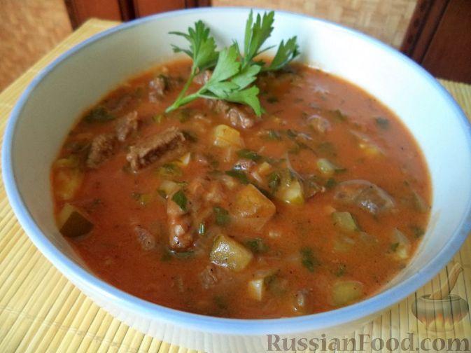 рецепт как готовить солянку суп простой рецепт из колбасы