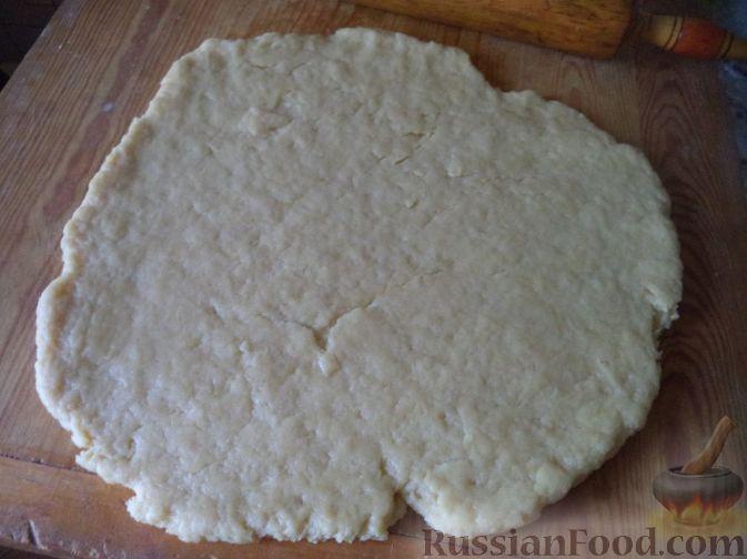 Фото приготовления рецепта: Рулетики из куриного филе с грибной начинкой - шаг №6