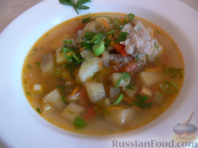 необычный и вкусный суп рецепт с фото