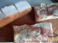 Фото приготовления рецепта: Сало соленое украинское - шаг №3