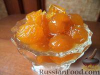 Фото к рецепту: Варенье из алычи с косточками