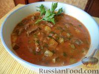 Фото к рецепту: Солянка по-грузински