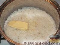 Фото приготовления рецепта: Каша рисовая рассыпчатая на воде - шаг №5