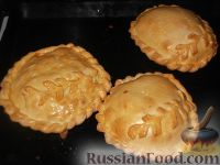 Фото к рецепту: Курник «Самарский»