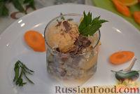 Фото к рецепту: Домашнее мороженое из морковки