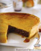 Фото к рецепту: Пирог с изюмом