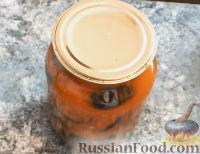 Фото к рецепту: Остренькие баклажаны