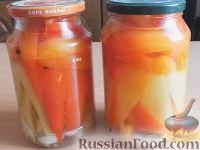 Фото к рецепту: Перец маринованный