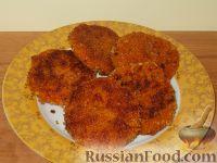 Фото к рецепту: Котлеты из моркови