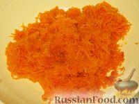 Фото приготовления рецепта: Котлеты из моркови - шаг №3