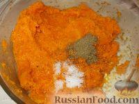 Фото приготовления рецепта: Котлеты из моркови - шаг №6