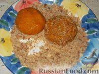 Фото приготовления рецепта: Котлеты из моркови - шаг №7