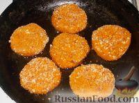 Фото приготовления рецепта: Котлеты из моркови - шаг №8