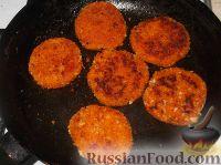 Фото приготовления рецепта: Котлеты из моркови - шаг №9