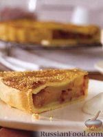 Фото к рецепту: Персиковый пирог