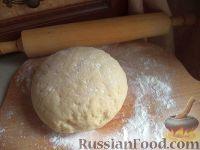Фото к рецепту: Песочное тесто на сметане