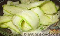 Фото приготовления рецепта: Волшебный кабачок (быстрый маринад для кабачков) - шаг №2