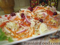Фото к рецепту: Капуста маринованная (быстрого приготовления)