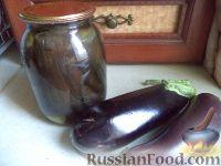 Фото к рецепту: Баклажаны «Грибные»