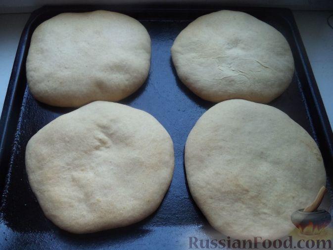 Хачапури на мацони с сыром рецепт с фото